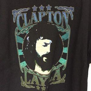 Eric Clayton Layla T-shirt large black